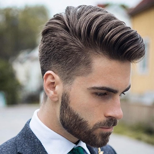 best hairstyles for men with thick hair 2018 mens haircuts Imagers ...